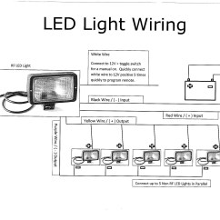 Wiring Diagram For House Lights F150 Wire Trailer Work Thunderstone Manufacturing Llcthunderstone Light