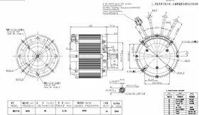 ME1718 Sealed Brushless Motor