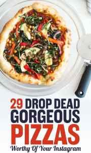 29 Gorgeous Pizzas: Buzzfeed