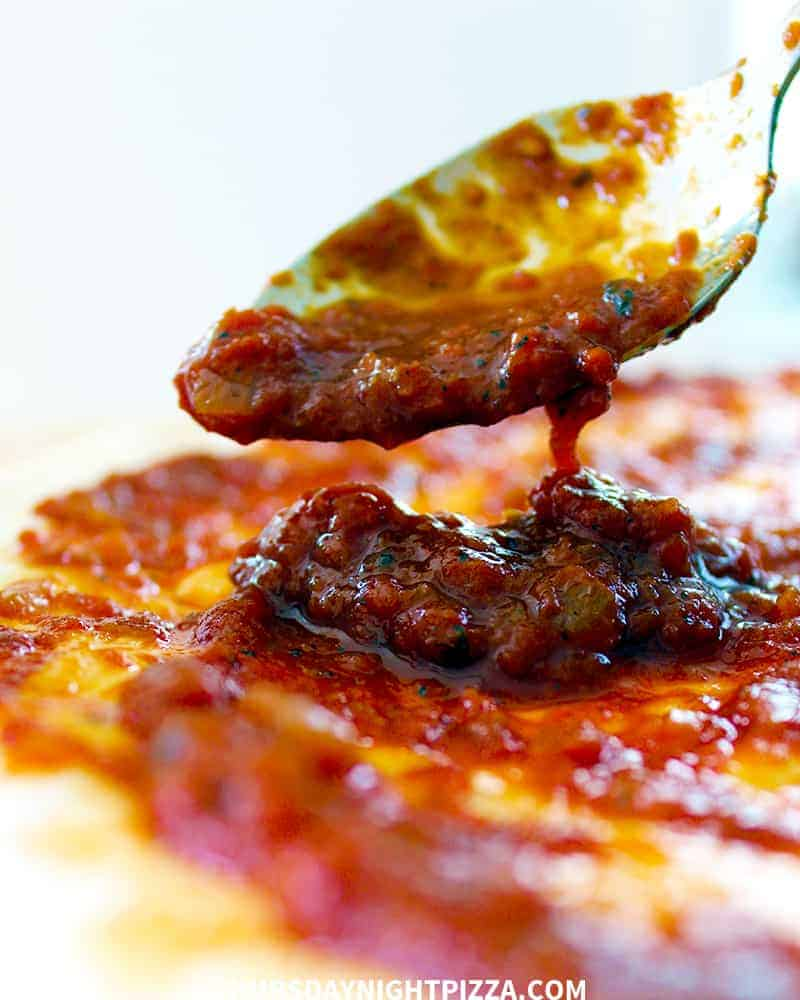 Barbecue Pizza Sauce
