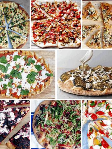 8 Summer Pizza Recipes