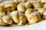 How to Make Garlic Knots with Pizza Dough