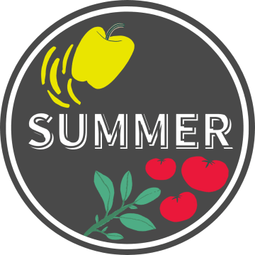 Summer Pizzas