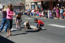 kids summer parade