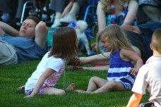 lacey outdoor concert