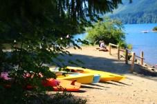 Skokomish Park Lake Cushman Washington (206)