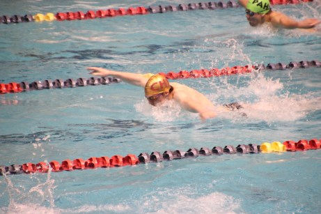 capital boys swimming