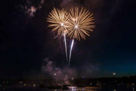 Boston Harbor FIreworks 12