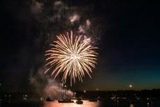 Boston Harbor Fireworks 11