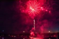 Boston Harbor Fireworks 19