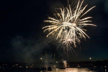 Boston Harbor Fireworks 21