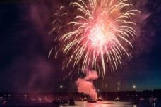 Boston Harbor Fireworks 24