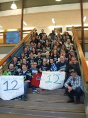 timberline high school 12 man seahawks