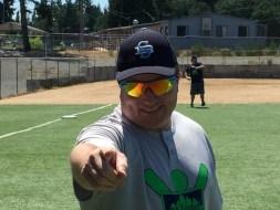 celebrity softball game