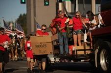 lakefair parade