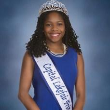 Capital Lakefair Princess Jayla Simmons North Thurston HS