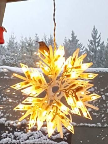 snow Olympia, wa