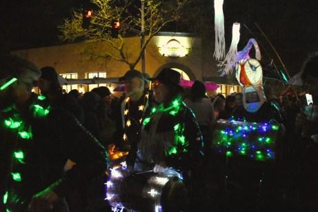 olympia procession luminary 2018