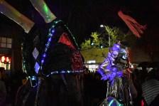 luminary procession oly 2018