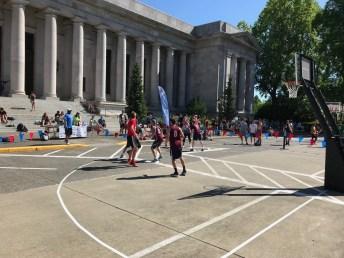 2018 Olympia 3 on 3 basketball lakefair tournament (1)