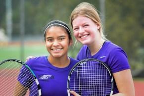 North Thurston Capital Tennis Girls 0176