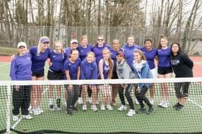 North Thurston Capital Tennis Girls 9513