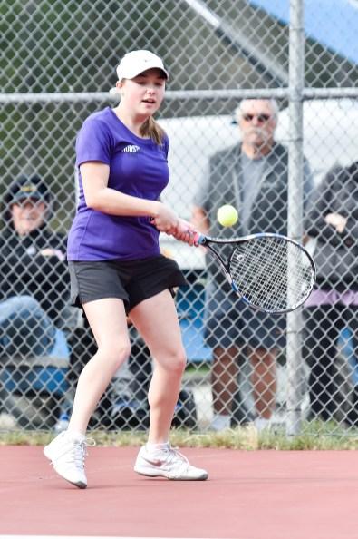 North Thurston Capital Tennis Girls 9666