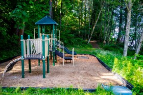 Frye Cove Park Thurston County Parks Playground by Molly Walsh