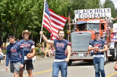 Tumwater Fourth Parade 7206