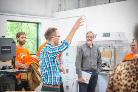 Association of Washington Business Manufacturing Week at Lacey MakerSpace-10