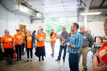 Association of Washington Business Manufacturing Week at Lacey MakerSpace-6