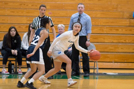 South Puget Sound womens basketball January 8 25