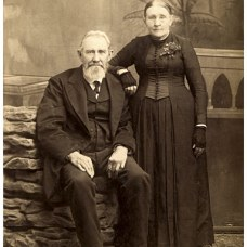 Stephen and Margaret Ruddell, Photo credit: Thurston County Historic Commission