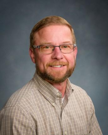 Keith Geary. Photo courtesy: Mason Health