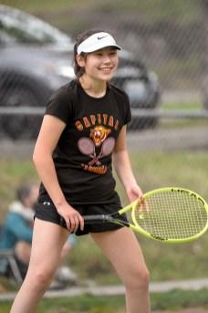 North Thurston Capital Girls Tennis 2982