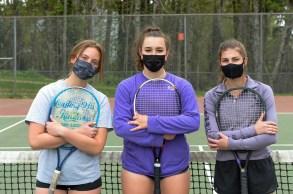 North Thurston Capital Girls Tennis 444184