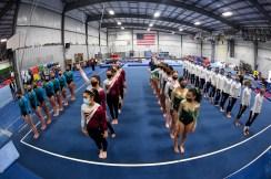 Gymnastics Capital Olympia North Thurston 7872