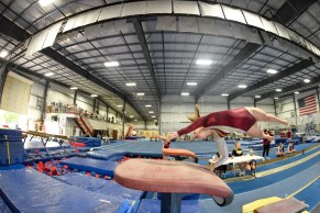 Gymnastics Capital Olympia North Thurston 9731