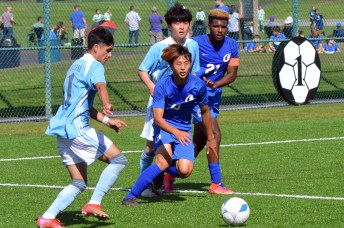 SPSCC Mens Soccer September 11 20