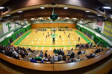 Black Hills Tumwater Volleyball 6803