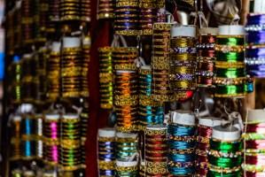 Bangles at Chudi Bazaar