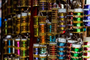 Bangles at Chudi Bazaar