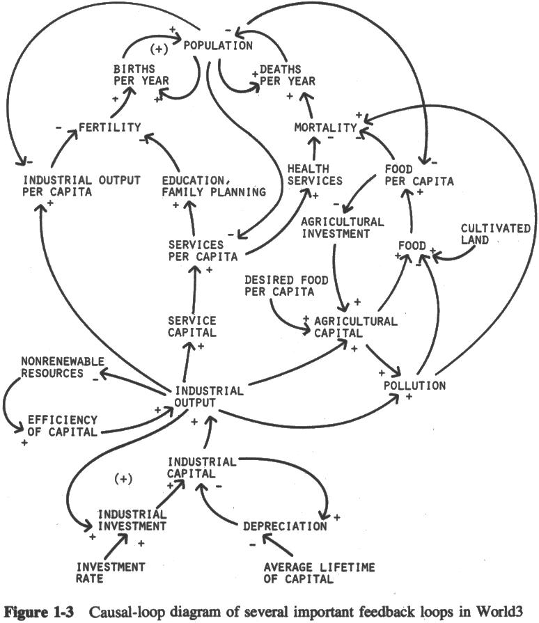 causal loop diagram