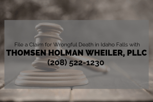 Wrongful Death in Idaho Falls