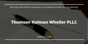 estate planning in Idaho Falls