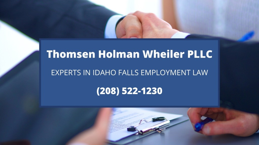 Idaho Falls Employment Law