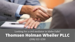 Idaho Falls mediation