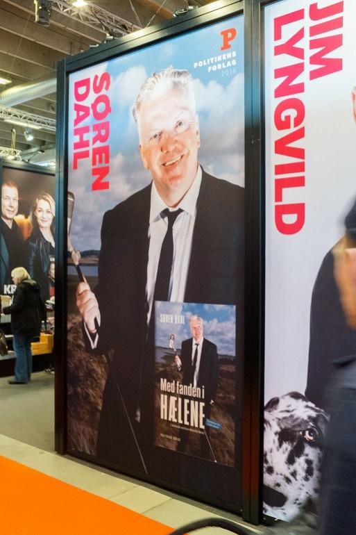 Søren Dahls bog til Bogmessen i Forum