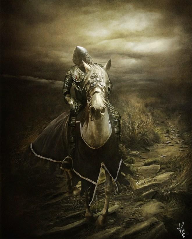 Le-chevalier-blessé