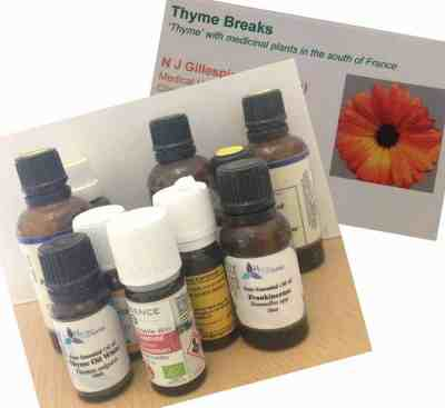 Winter Wellness with Aromatherapy and Essential Oils